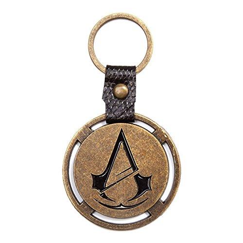 assassins-creed-unity-metal-crest-keyring-electronic-games-importacion-inglesa