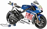Tamiya 300014117 - Yzr M1 09 Fiat Yamaha Team, Model Kit 1: 12