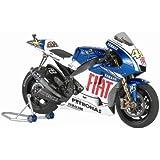 Tamiya 300014117-Yzr M109Fiat Yamaha Team, Model Kit 1: 12