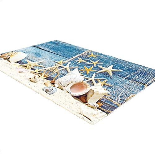 Tapis et moquettes Tapis Tapis Tapis de Sol Tapis de Vie Salon Table Basse Chambre Tapis Tapis lit lit cryptage à la Maison 0,6 cm Tapis Tapis Tapis étoile de mer