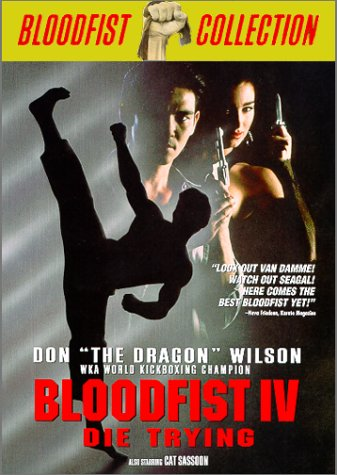 Bild von Bloodfist 4: Die Trying [DVD] [Region 1] [NTSC] [US Import]