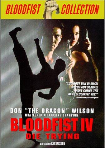 Bild von Bloodfist 4: Die Trying [DVD] [Region 1] [NTSC] [US Import]