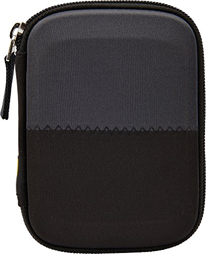 Case Logic HDC11K - Funda rígida para Disco Duro DE 2.5', Color Negro