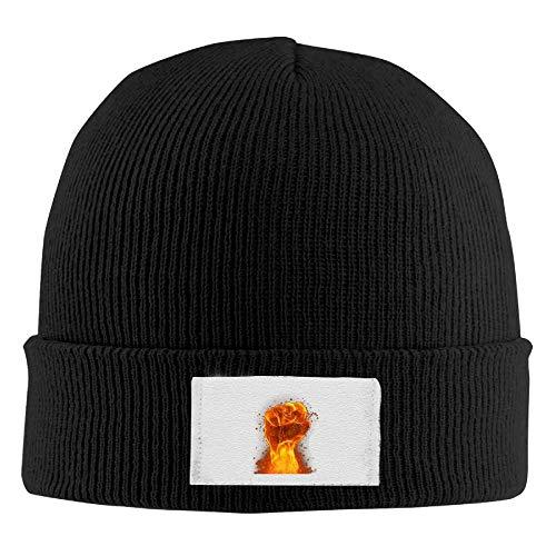 Preisvergleich Produktbild TGSCBN Adult's Nature Sun Mountain Ocean Elastic Knitted Beanie Cap Winter Outdoor Warm Skull Hats Washed
