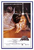 Close Up Star Wars Poster Style 'A' - American (94x63,5 cm) gerahmt in: Rahmen blau