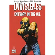 Les invisibles, Tome 2 : Entropy in the UK