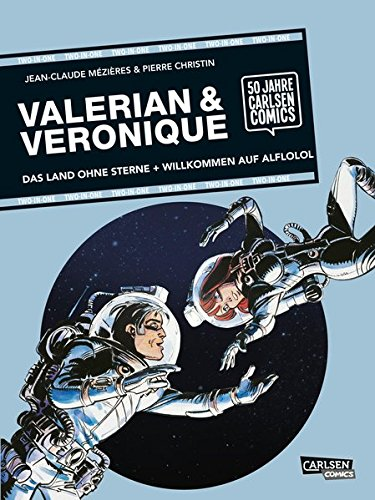 Valerian und Veronique: TWO-IN-ONE: Das Land ohne Sterne / Willkommen auf Alflofol (Alte Welt Krieg 2 Filme)
