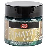 Viva Decor Maya Gold 45ml-Emerald