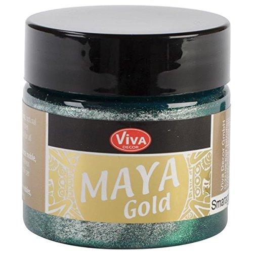 viva-decor-maya-gold-50ml-emerald