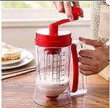 Manual Pancake Batter Dispenser Cupcake ...