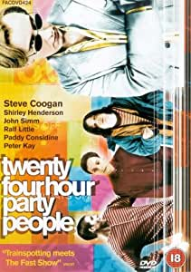Twenty Four Hour Party People [DVD] [2002]