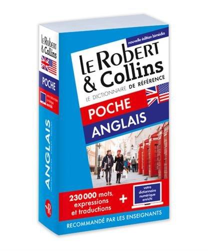 Dictionnaire Le Robert & Collins Poche anglais et son dictionnaire à télécharger PC