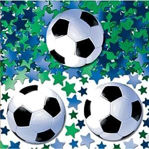 Fußball-Konfetti