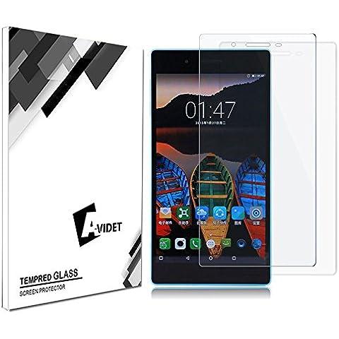 Lenovo Tab 3 7 Essential Pellicola Protettiva, AVIDET Premium -