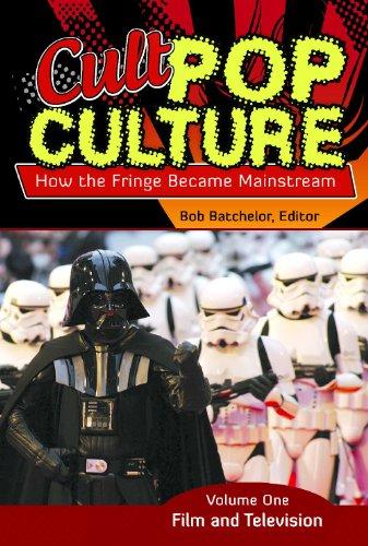 Cult Pop Culture 3 Volume Set: How the Fringe Became Mainstream - Fringe-set