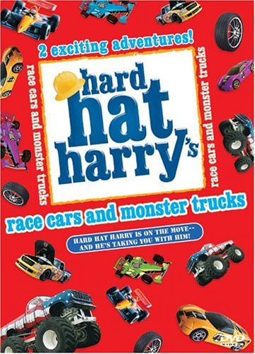 Race Cars & Monster Trucks [DVD] [Import] - Monster-truck-dvd