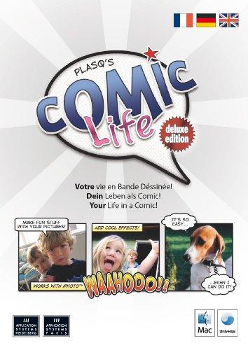 Comic Life Deluxe -