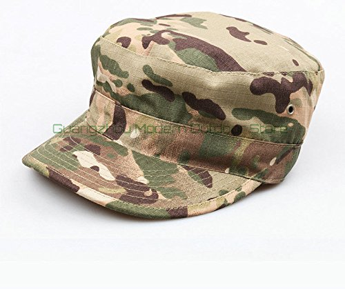 Flagger-Hut Cap Airsoft hat Mens Outdoor Jagd camp ACU-Hut, Multicam