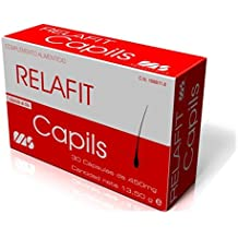 RELAFIT CAPILS 30 CÁPSULAS