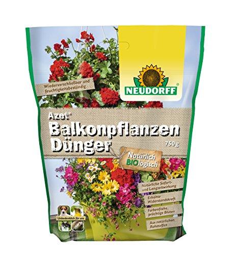 Neudorff Für farbenfrohe, prächtige Blüten und starkes Wachstum