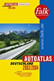 Falk Autoatlas Deutschland 2003/2004