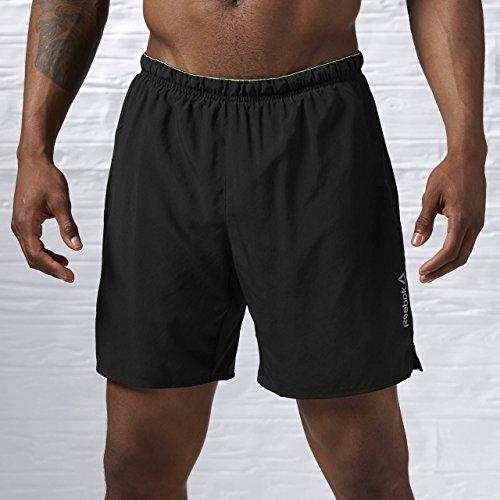 Pantaloncini da Reebok OSR settimane nero