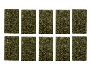 Kit / Set De 10 Patchs Autocollant Scratch Mod4 Pour Casque