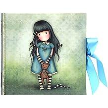 Gorjuss By Santoro 3628729031 - Álbum fotos pequeño gorjuss forget me not azul