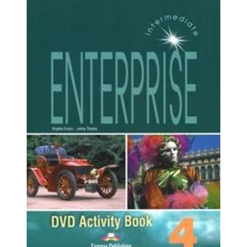 Enterprise. Activity book. Con DVD. Per le Scuole superiori: 4