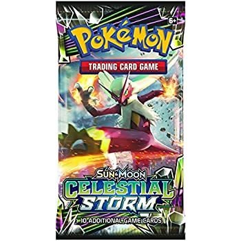 Pokemon Sun and Moon Guardians Rising Booster (Single pack
