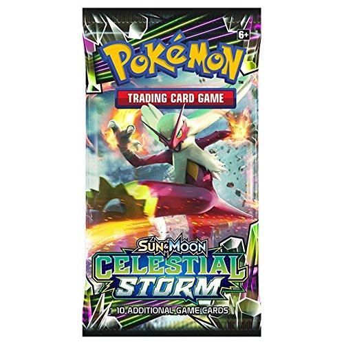 Pokémon 81438Sonne und Mond Celestial Storm Booster Paket