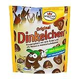 Dinkelchen 85g | GRATIS DDR Geschenkkarte | Ossi Produkte | Ideal für jedes DDR Geschenkset | DDR Traditionsprodukt und Ossi Kultprodukt | DDR Produkte