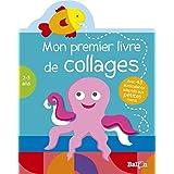 Mon premier livre de collages pieuvre 2-3 ans