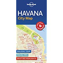 Havana City Map (Lonely Planet City Map)