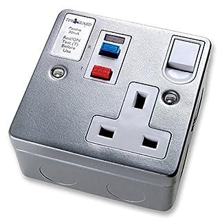 Rcd Single Metal Socket