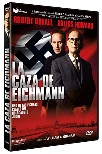 La Caza de Eichmann (The Man Who Captured Eichmann) 1996 [DVD]