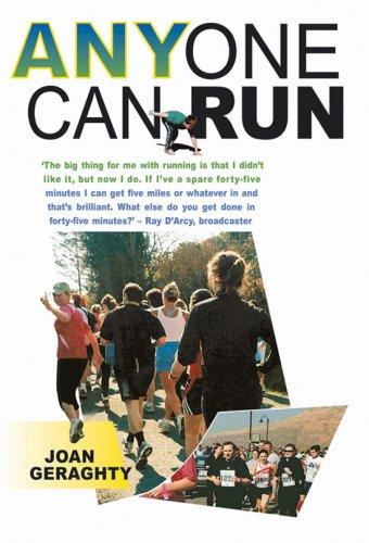 Anyone Can Run por Joan Geraghty