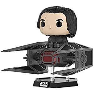 Funko Pop Kylo Ren en Tie Fighter (Star Wars 215) Funko Pop Kylo Ren (Star Wars)