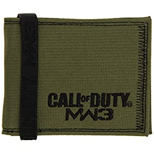 Call of Duty – MW3 Green Bifold & Wristband