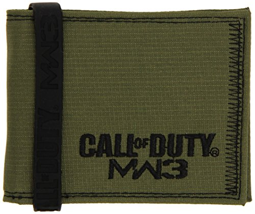 Call-of-Duty-MW3-Green-Bifold-Wristband