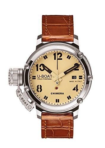 U-Boat 7227.0 - Reloj de pulsera Hombre, color Marrón