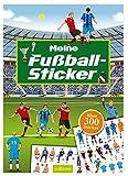 Meine Fußball-Sticker (Mein Stickerbuch)