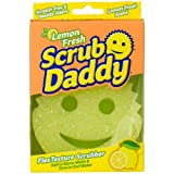 Scrub Daddy Lemon Fresh - kratzfreier Haushaltsschwamm mit Zitronenduft