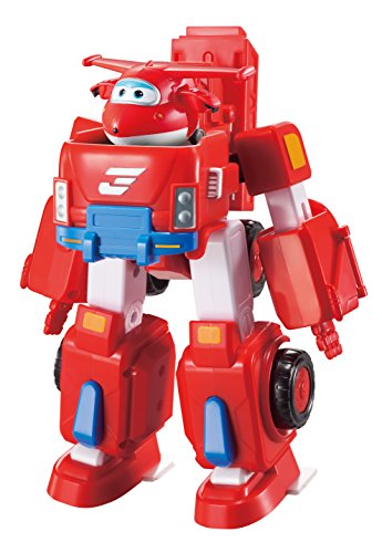Super Wings - Deluxe Transformin...