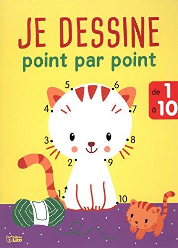 Point par point progressif: Le chat 1 à 10 - Dès 3 ans par Rozenn Follio-Vrel