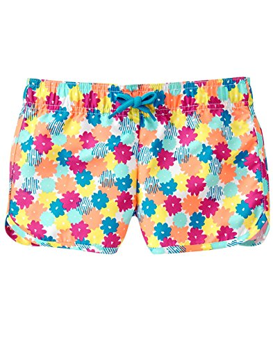 Gymboree Girls Favorite Printed Board Shorts Shorts - Multi -