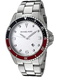 Michael Kors MK7056 - Reloj para mujeres, correa de acero inoxidable
