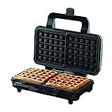 Borosil Neo Waffle Maker, 1000 W