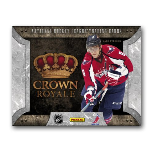 2011/12 Panini Crown Royale Hockey Hobby Box NHL