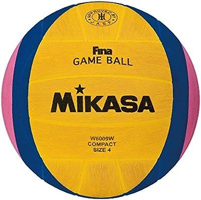 Mikasa W6000W - Balón de goma, multicolor